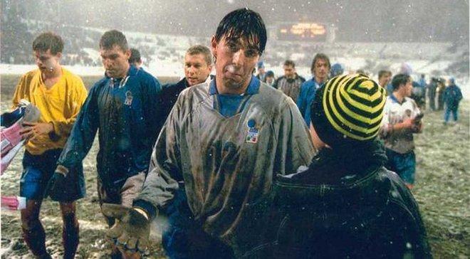 Буффон дебютировал за сборную Италии ровно 20 лет назад в России: Это был шокирующий вечер