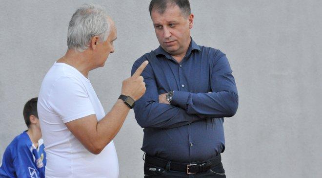 Рафаїлов: Коли у Вернидуба буде закінчуватися контракт, обговоримо його продовження