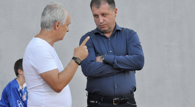 Рафаилов: Когда у Вернидуба будет заканчиваться контракт, обсудим его продолжение