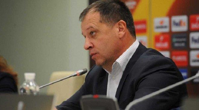 Вернидуб: Мы должны занять место не ниже третьего