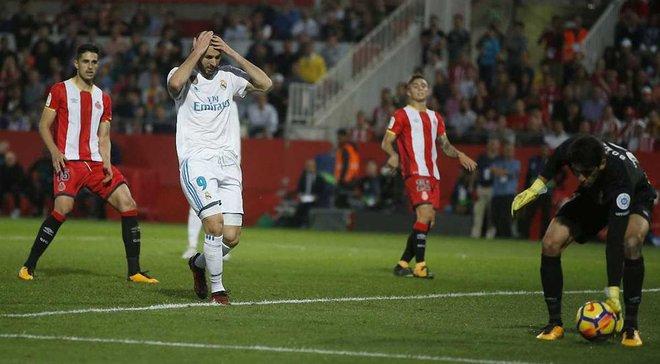 Реал ніколи не вигравав чемпіонат Іспанії, відстаючи від лідера на 8 очок