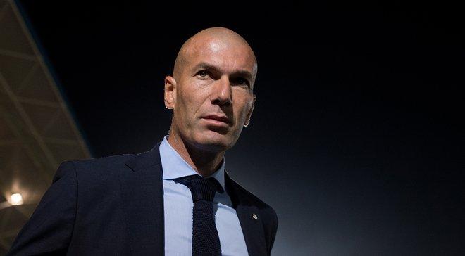 Зідан: Реал може покращити ситуацію, суперники ще будуть втрачати очки