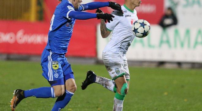 Топ-новини: Динамо не зуміло обіграти Карпати у Львові, Реал сенсаційно поступився новачку Прімери в Каталонії