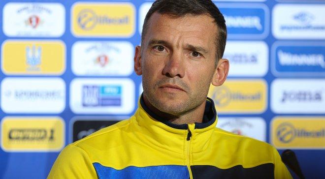 Шевченко: Вболівальники вже почали втрачати віру в національну команду