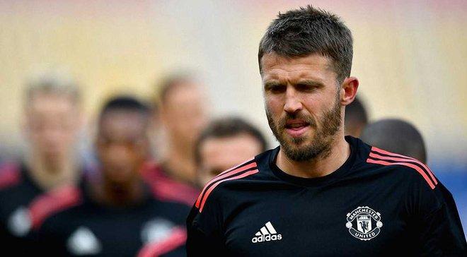 Каррік може покинути Манчестер Юнайтед у січні