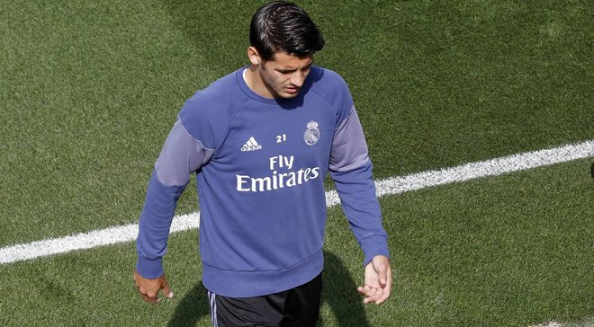 """Мората назвал свое возвращение в Реал разочарованием: """"Ко мне относились, как к ребенку"""""""