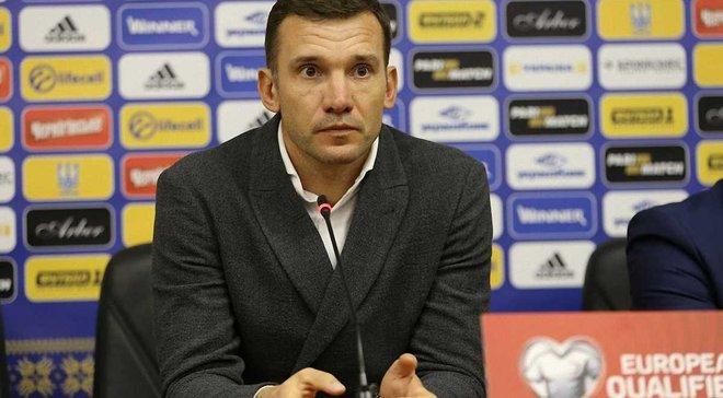 Шевченко: Ісландії та Хорватії ми програли не по грі