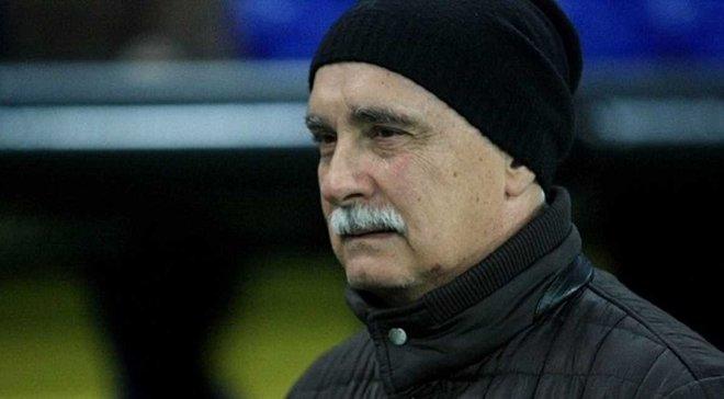 Рафаїлов: Щоб грати матчі Ліги Європи на Славутич Арені, ще дуже багато роботи