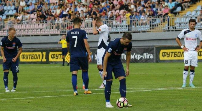 Черноморец – Мариуполь – 0:0 – Видеообзор матча