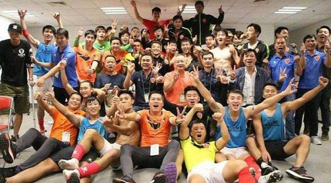 Гравці китайського клубу отримали по 3 млн фунтів за вихід лиш у другий дивізіон