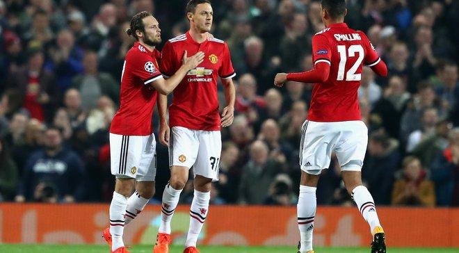 Ліга чемпіонів: Манчестер Юнайтед переміг Бенфіку, ЦСКА здобув вольову перемогу над Базелем