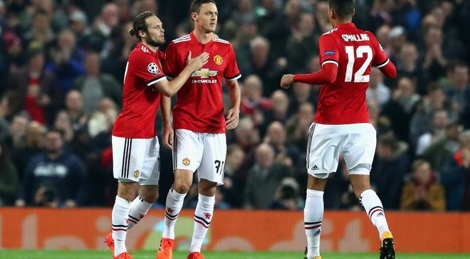 Манчестер юнайтед в лиге чампионов