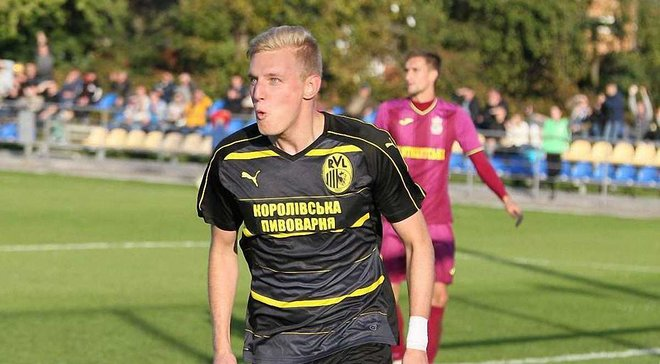 Рух переміг Десну, орендований у Карпат Хомченко забив 5-й гол у Першій лізі
