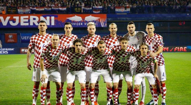 Хорватия разгромила Грецию в первом матче плей-офф к чемпионату мира