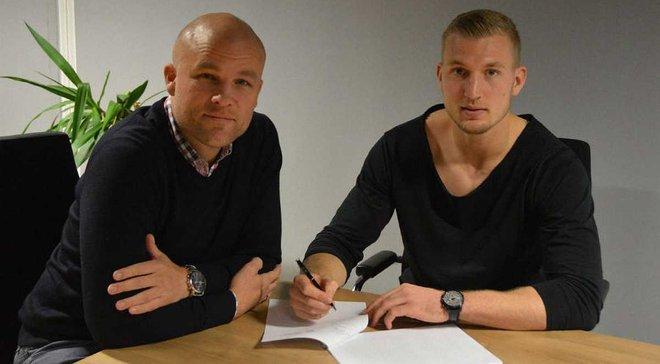 Майнц продлил контракт с Центнером, который недавно перепутал мяч с 11-метровой отметкой в матче Бундеслиги