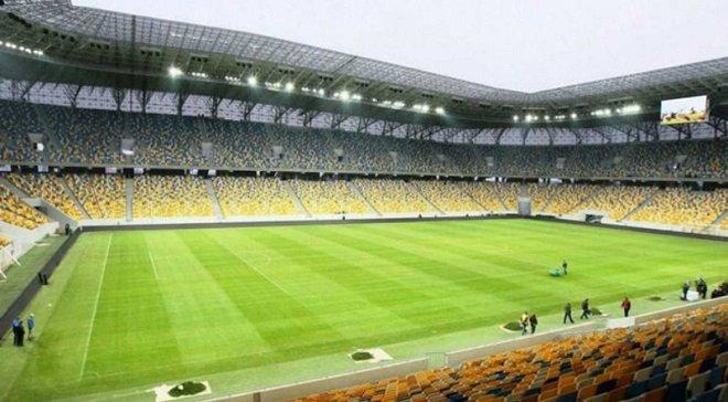 На матче Украина - Словакия ожидается аншлаг
