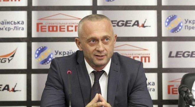 Місюра: Призначення Фролова головним тренером Чорноморця? Всьому свій час