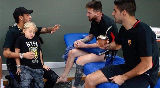 Неймар здивував гравців Барселони іронічним запитанням