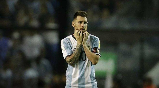 Мессі назвав фаворитів ЧС-2018, проігнорувавши Аргентину