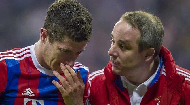 Бавария уволила своего главного врача, который ставил неверные диагнозы звездам клуба