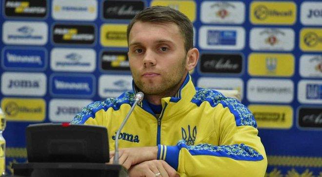 Караваев: Спросите юных футболистов – все хотят защищать цвета сборной