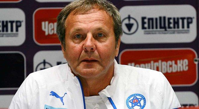 Тренер Словакии Козак: Знаю Шевченко как симпатичного молодого человека