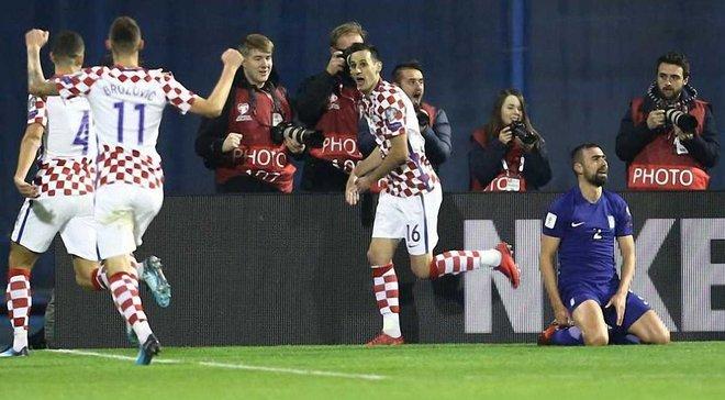 Топ-новини: Хорватія і Швейцарія наблизились до ЧС-2018, Маріуполь не збирається перегравати матч з Динамо