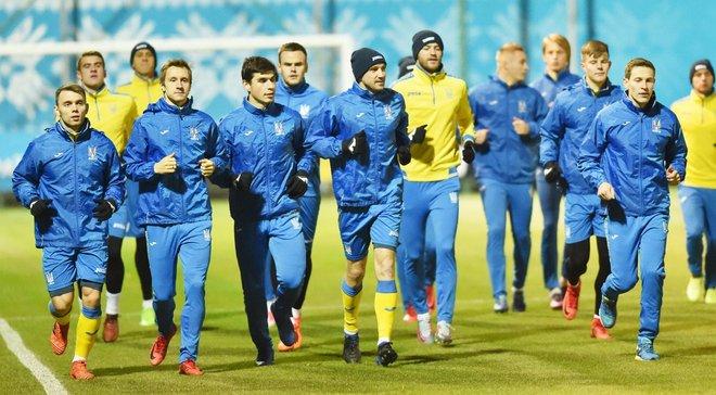 Украина – Словакия: анонс товарищеского матча