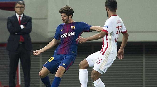 Барселона пропонує Серхі Роберто новий контракт без суттєвого підвищення зарплати