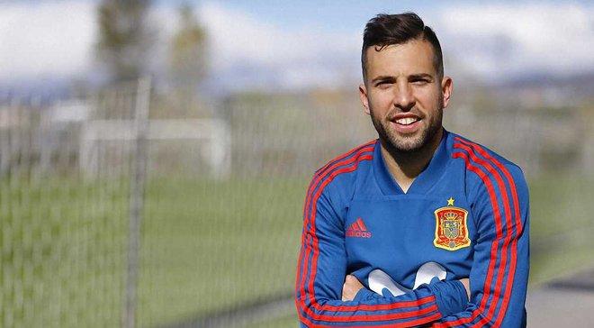Альба: Без Неймара мені стало легше грати в Барселоні