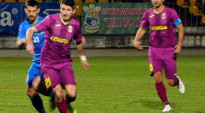 Первая лига: Три пенальти в матче Ингульца, два хет-трика в игре Жемчужины и Волыни