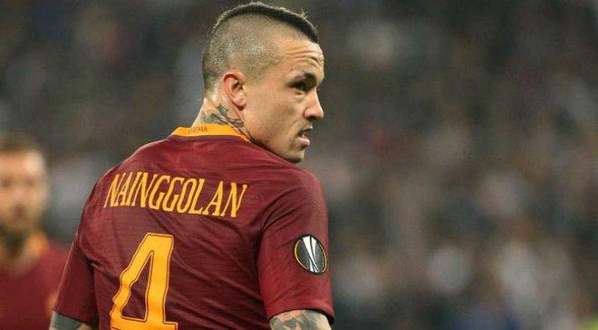 Наингголан травмировался в лагере сборной Бельгии и может пропустить дерби против Лацио