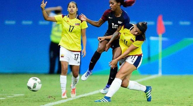 Жіноча збірна Колумбії розлючена діями Adidas, який образив команду презентацією нової форми