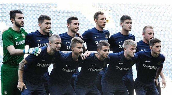 СК Днепр-1 одержал 6 победу подряд во Второй лиге, пострадал Ингулец-2