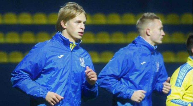 Шабанов: Не могу оценивать свой дебют, поскольку сыграл лишь 10 минут