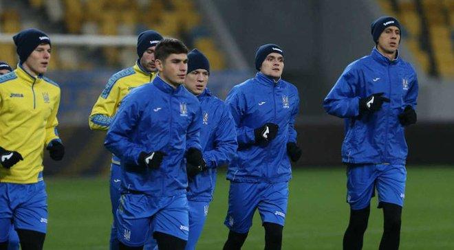 Маліновський: Гра зі Словаччиною показала, що ми на правильному шляху