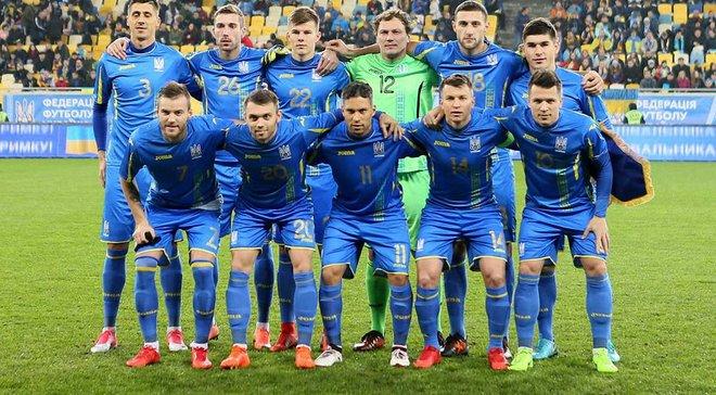 Топ-новости: Украина в товарищеском матче обыграла Словакию, Швеция победила Италию в отборе к ЧМ-2018