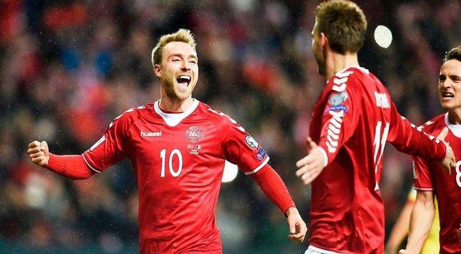 Дания – Ирландия: анонс матча отбора к ЧМ-2018