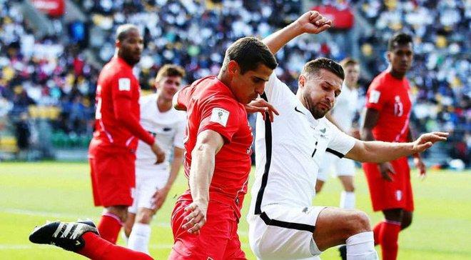 Плей-офф до ЧС-2018: Нова Зеландія та Перу розійшлися миром