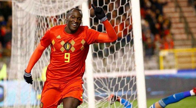 Лукаку повторив рекорд за кількістю голів за збірну Бельгії