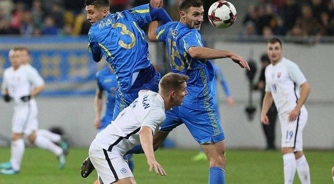 Воробей: У сборной Украины видно итальянский стиль игры