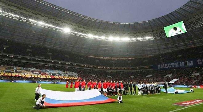 Россия – Аргентина: побит рекорд посещаемости, который был установлен на матче с Украиной