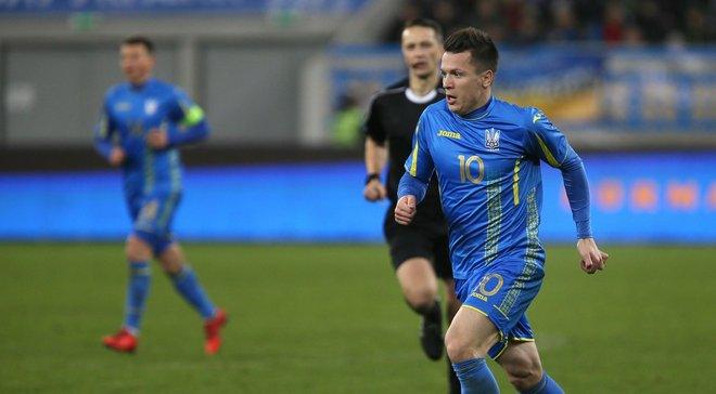 Сборная Украины улучшила свою фантастическую беспроигрышную серию матчей во Львове