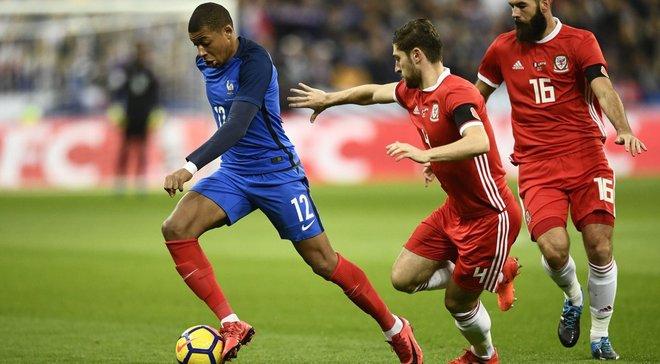 Мбаппе круто повторив фінт Зідана у матчі Франція – Уельс