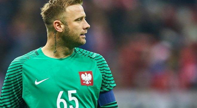 Боруц красиво попрощался со сборной Польши