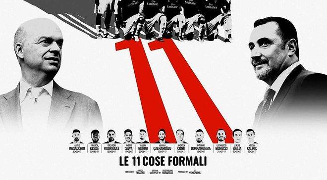Милан обозначил 3 трансферные цели на зиму 2017 года