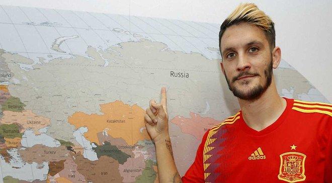 """Луис Альберто дебютировал за сборную Испании: """"Только игра за Барсу Б была чем-то похожим"""""""