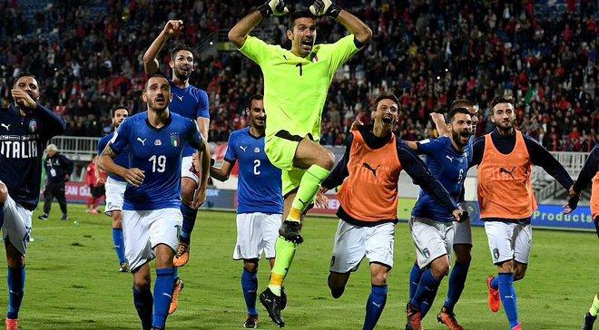 Збірна Італії має 3-х кандидатів на посаду головного тренера