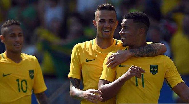 Жезус епічно присоромив Неймара на тренуванні збірної Бразилії