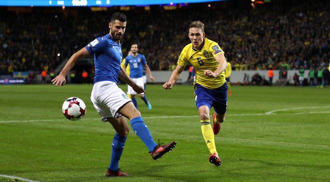 Италия – Швеция: прогноз на матч плей-офф отбора к ЧМ-2018
